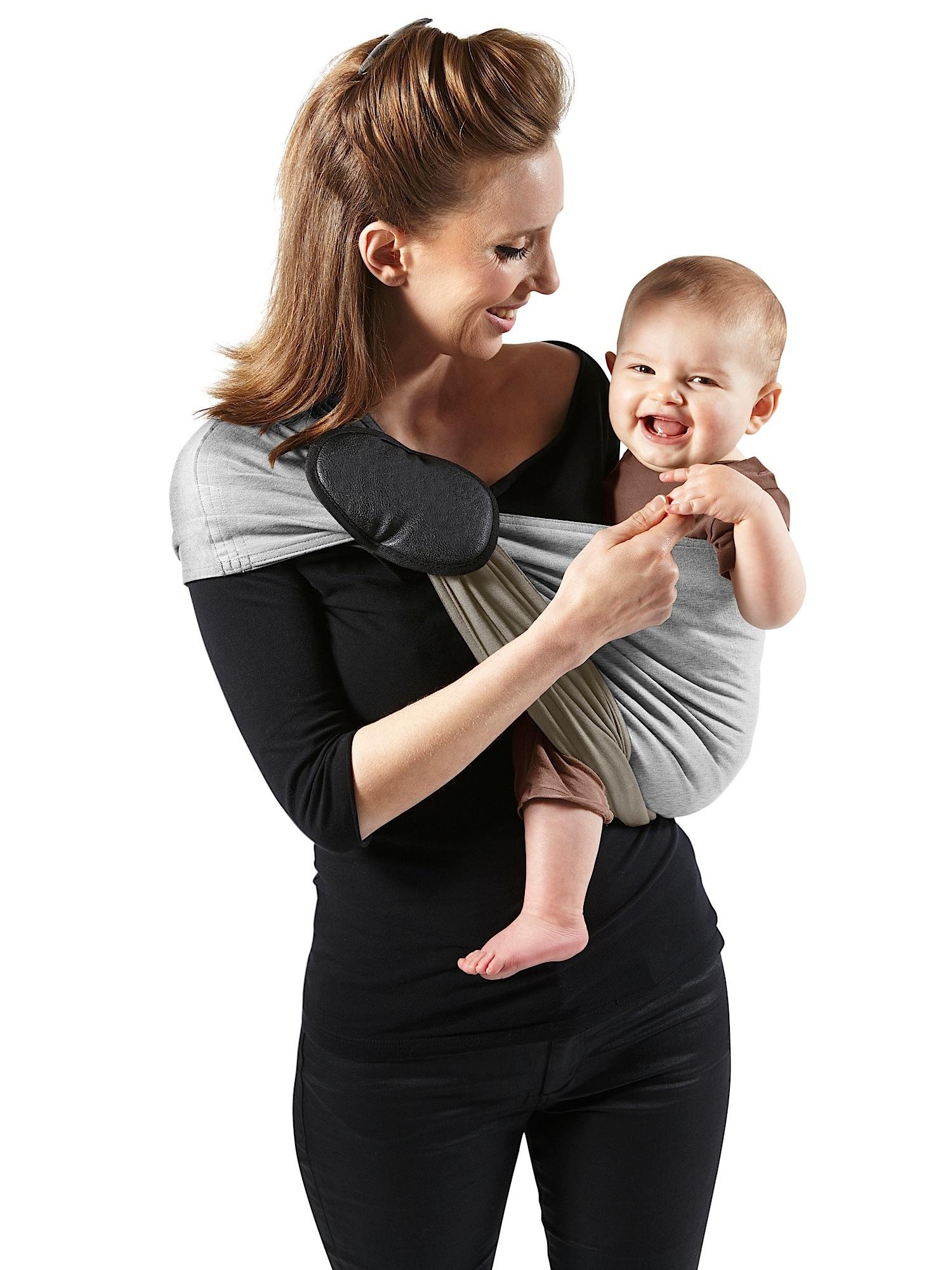 je porte mon bebe soft ring sling grey olive jpmbb pesn the baby sling boutique
