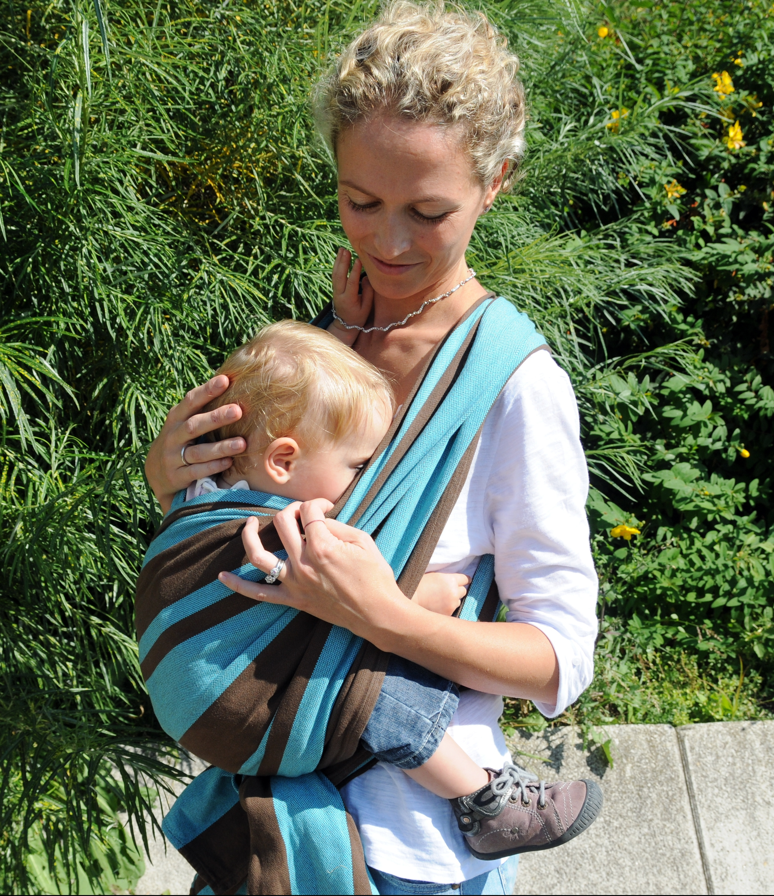 Wraps The Baby Sling Boutique