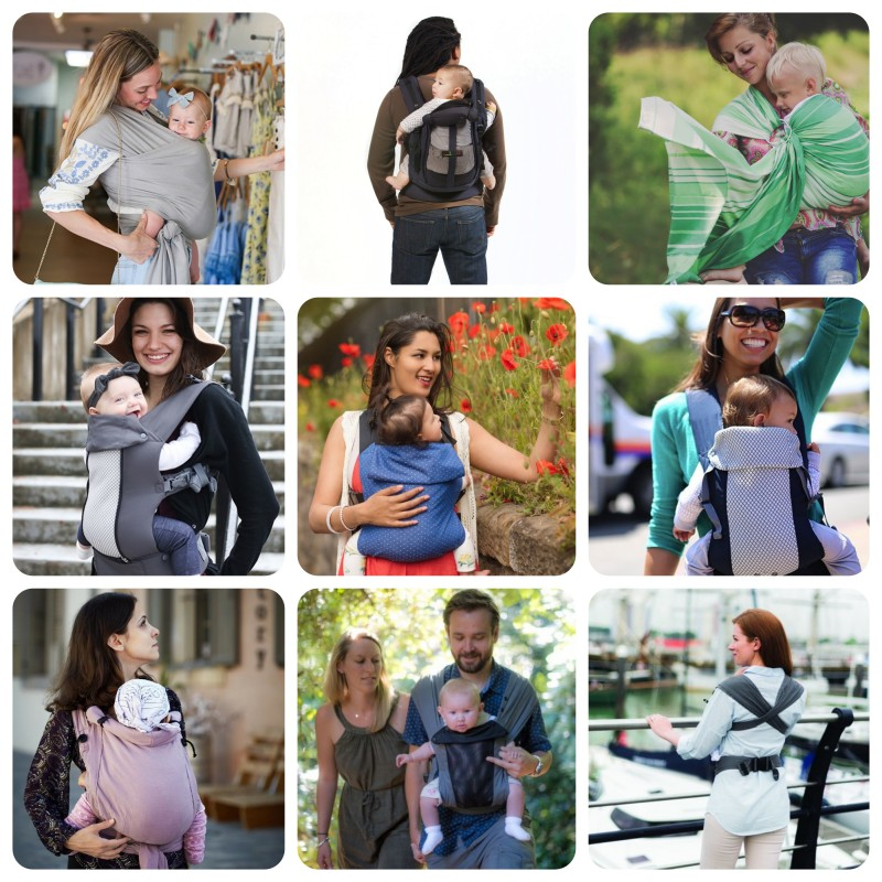 ab024a96688 View Larger Image Summer Baby Slings and Carrier